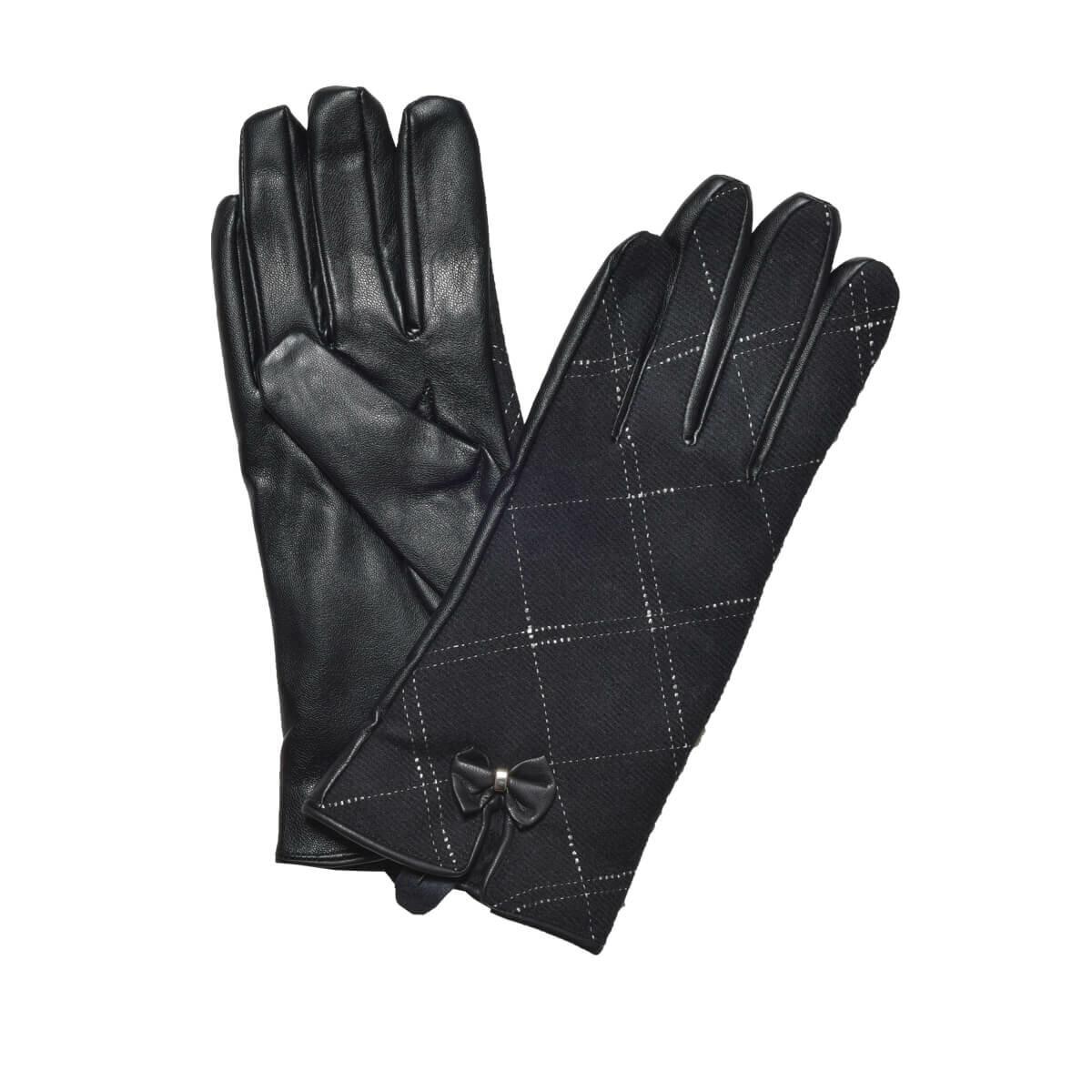 FLO ELD 11078 85Z Black Women 'S Gloves BUTIGO