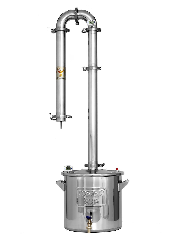 Distiller moonshine аппара тколонного tipi reflü tür ateş