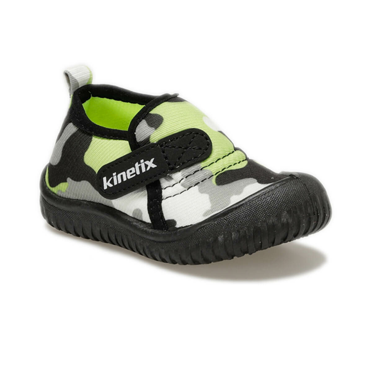 FLO MONIK Green Male Child Shoes KINETIX