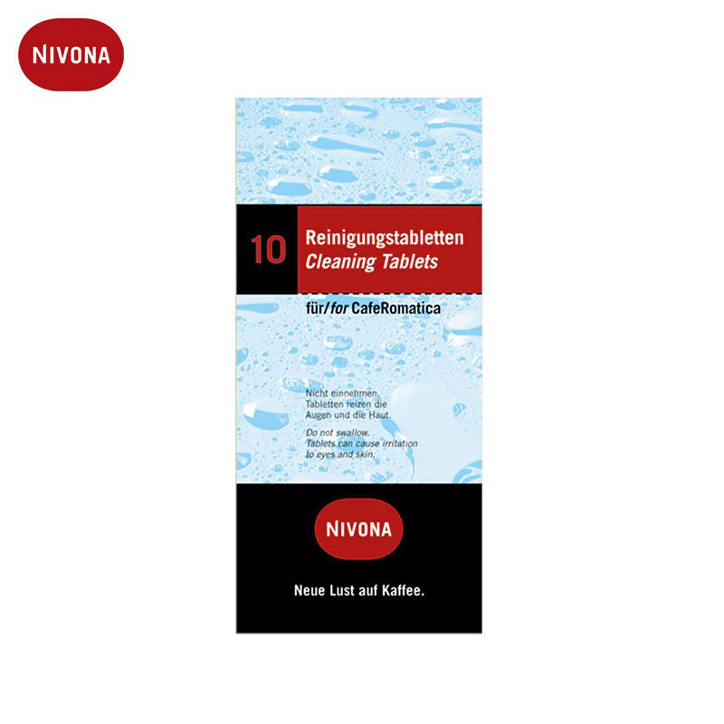 Tablets Cleaning гидросистемы Nivona NIRT 701