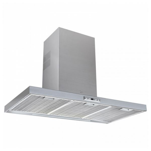 Conventional Hood Teka DSH9858 90 Cm 735 M3/h 72 DB Stainless Steel