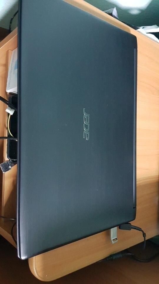 Ноутбук A315-41-R8E5 Aspire  15.6'' HD(1366x768)/AMD Ryzen 3 2200U 2.5GHz Dual/4GB/ 128GB SSD/R Vega/noDVD/Linux(NX.GY9ER.026)