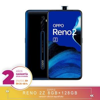 Купить [Официальная гарантия испанской версии] Oppo reno 2z-смартфон 6,5 дюймAMOLED, 4G Dual Sim, 8 жестких ГБ/128 жестких ГБ, Helium P90 Octalcore