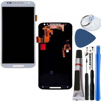 Display For Motorola Moto X2 | Color White |