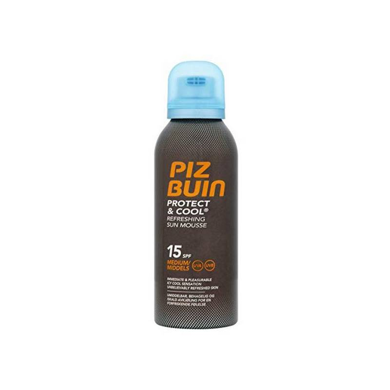 Sunscreen Protect & Cool Piz Buin SPF 15 (150 Ml)