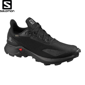 Salomon Alphacross Blast GTX Shoes Unisex Outdoor Running Unshod original product fashion high quality men's women's sports shoes salomon кроссовки мужские salomon supercross blast gtx размер 43