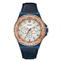 Relógio masculino guess w0674g7 (45mm)
