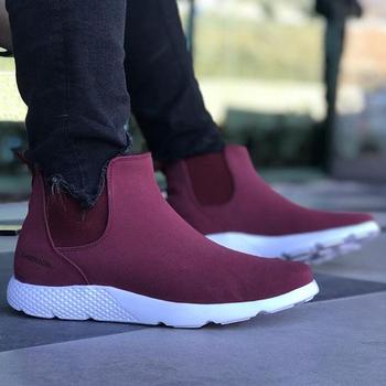 Chekich buty na buty męskie męskie buty zimowe moda śnieg buty Plus rozmiar zimowe trampki kostki mężczyźni buty zimowe buty obuwie męskie podstawowe buty buty męskie 2021 buty zimowe dla mężczyzn Zapatos Hombre CH049 V1 tanie i dobre opinie TR (pochodzenie) Mieszane kolory Dla osób dorosłych Sztuczna skóra okrągły nosek Na wiosnę jesień Med (3 cm-5 cm)