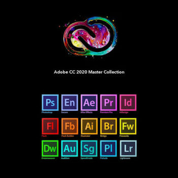 Adobe Special Collection    ️Adobe Creative Cloud 2020   Full Version   Lifetime Activation   ️For Windows --- Mac