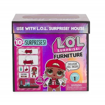Furniture set lol furniture-Cozy Coupe with the M.C. Swag