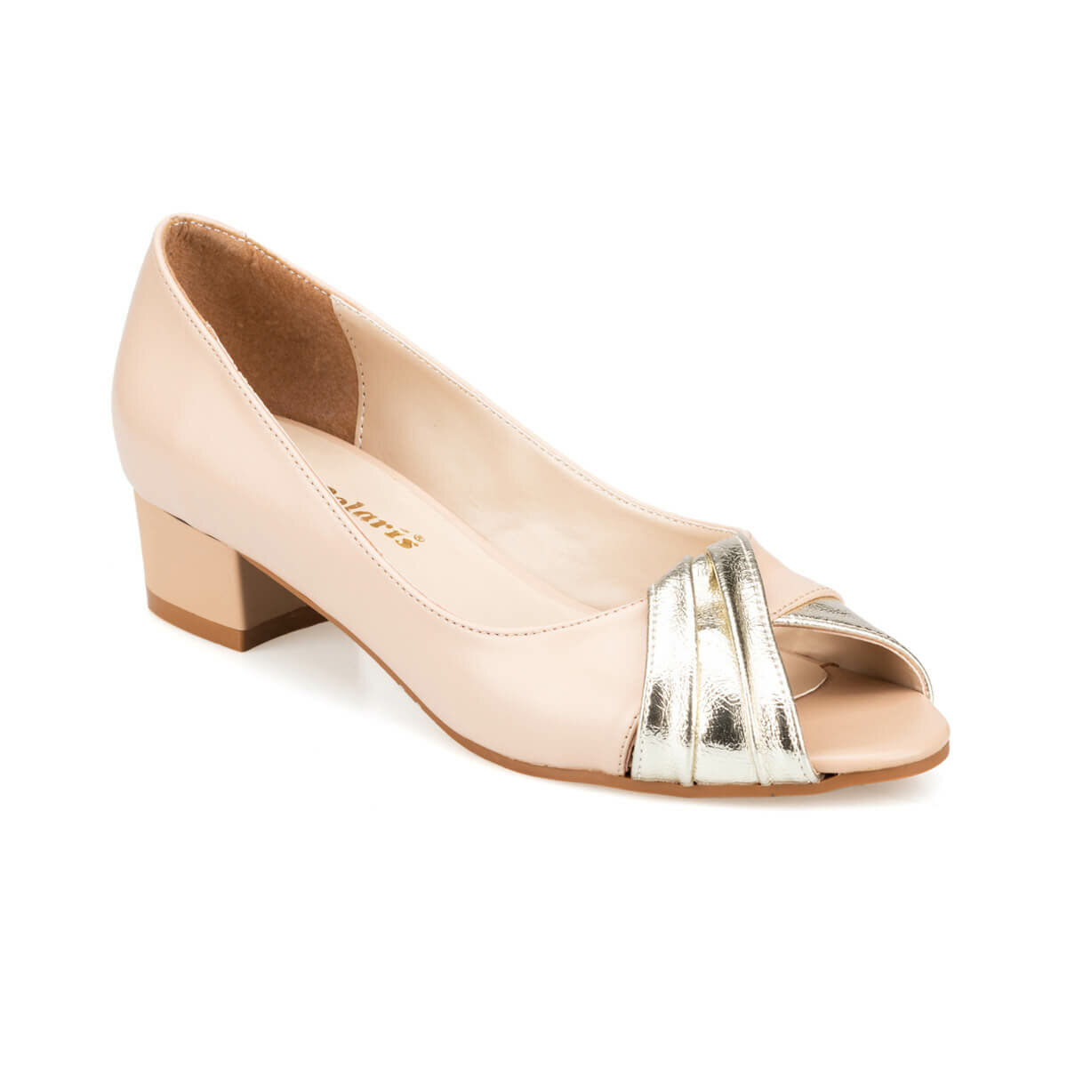 FLO 91. 150711.Z Beige Women 'S Shoes Polaris