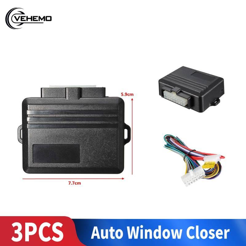 12V автомобильный стеклоподъемник автомобиля жалюзи на окно OBDII инструменты автоматическое подъемное устройство для окон автомобиля для очков