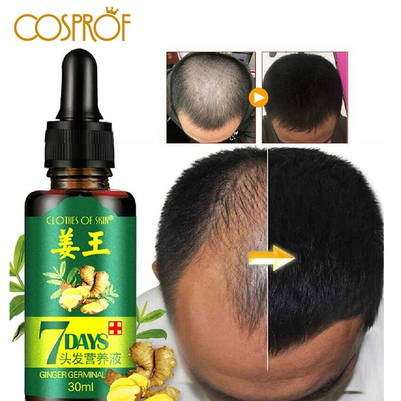Hair Mask Oil Essence 2019 Hair Loss Liquid Dense Thicken Hair Supports Healthy Hair Growth Women Men Damaged Hair Repair