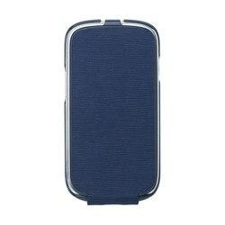 Pokrowiec na telefon komórkowy Galaxy Siii Mini I8190 niebieski