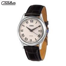 Наручные механические часы Слава Премьер 1500863/300-NH15 унисекс
