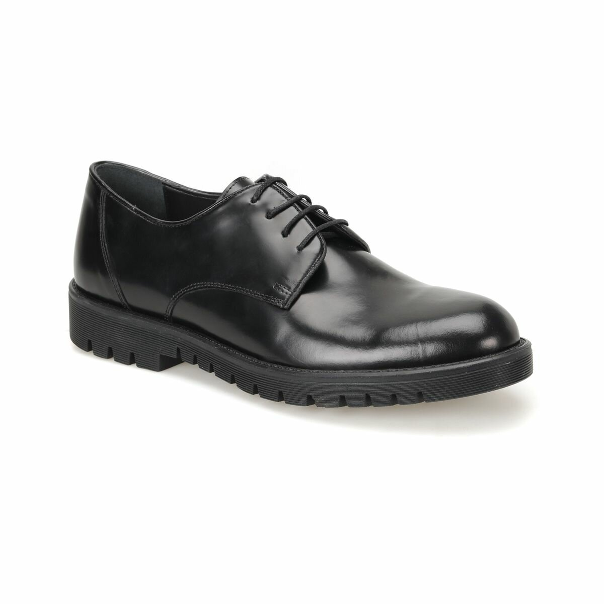 FLO 913 Black Men 'S Classic Shoes Garamond