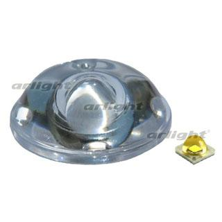027685 Lens TV01 (150 °, Cree, No Frame) Box-200 ARLIGHT Leds Modules/Lens/SMD3535 Cree XP [Cube, N...