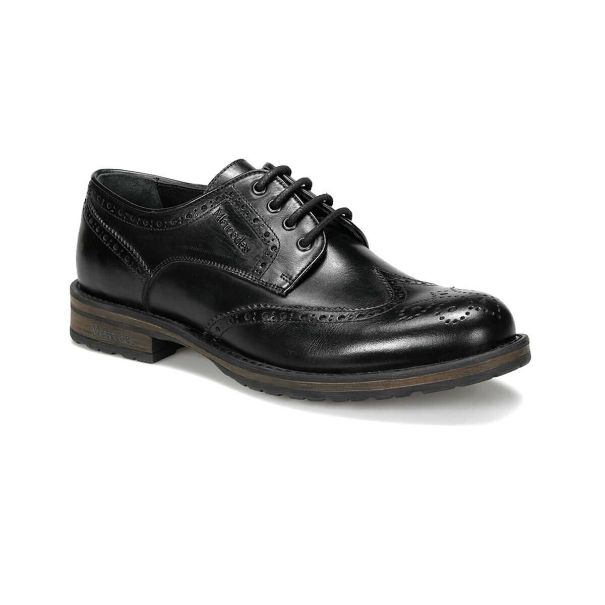 FLO REYES 9PR Black Men 'S Classic Shoes MERCEDES