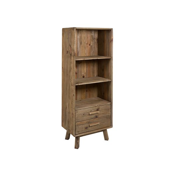 Shelves (60 X 40 X 160 Cm) Recycled Wood