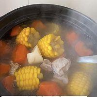 清淡滋补的排骨蔬菜汤的做法图解11