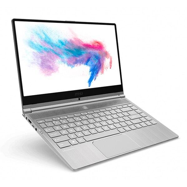 "Notebook MSI A10RB-684ES 14"" I7-10510U 16 GB RAM 512 GB SSD Black"