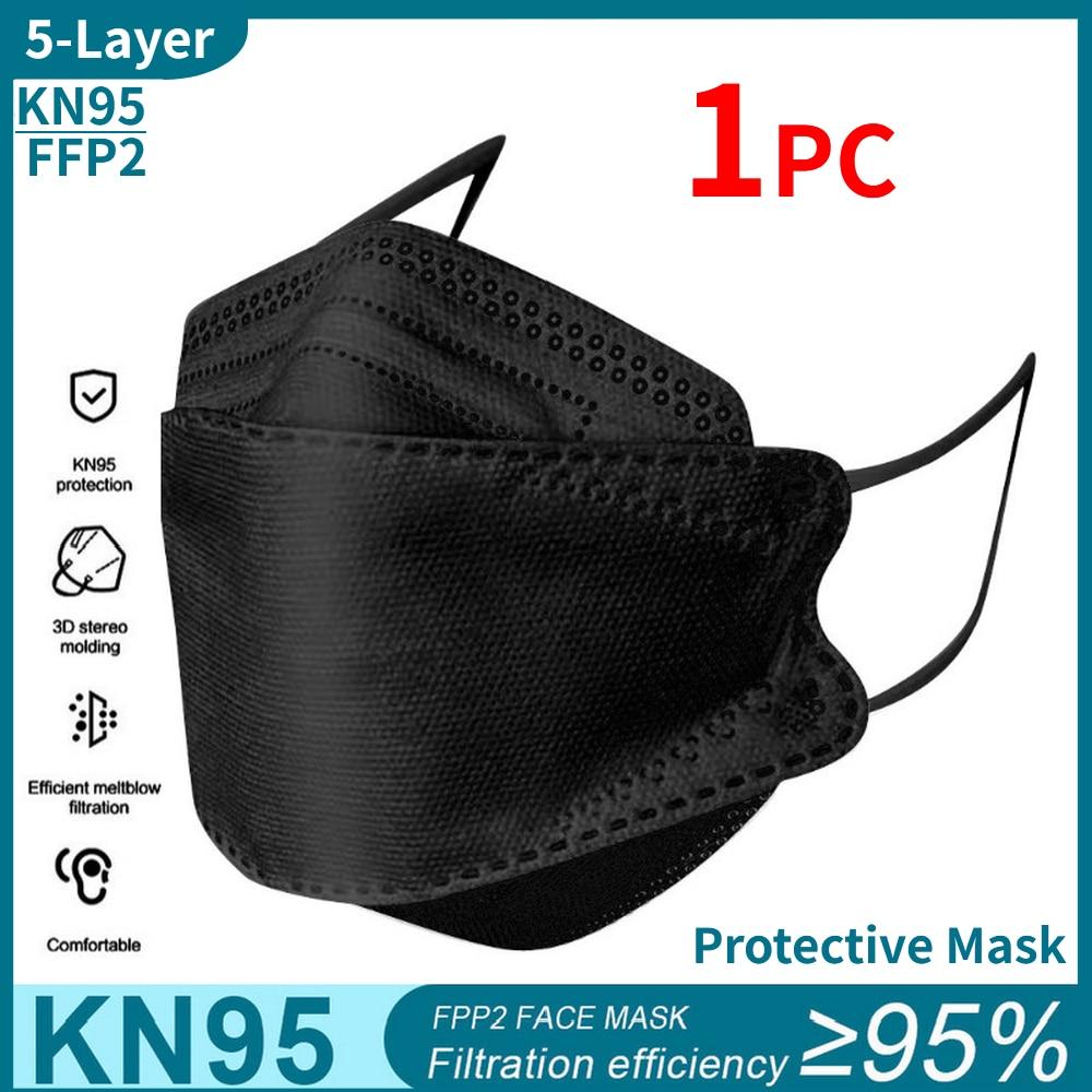 kn95 mask 1pc