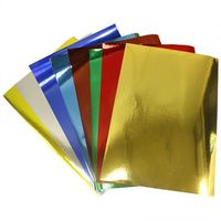 Metal paper, 80g, pack/8 sheets