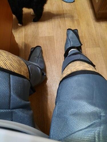CareWell™ Foot & Leg Massager photo review