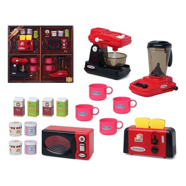 Kitchen Set Red 118682