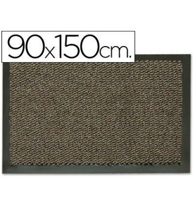 CARPET FAST-PAPERFLOW DUST GRAY BASIC 90X150 CM