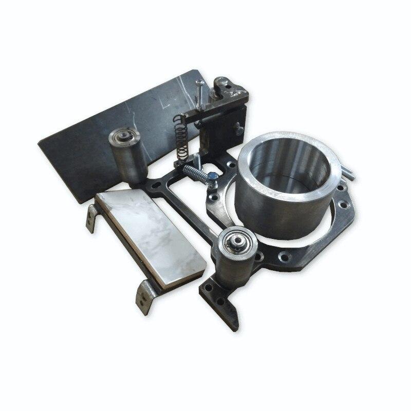 Гриндер заточной станок ленточный МОСГРИНДЕР без мотора без двигателя под ленту 610 мм посадка шкива 14 или 19 мм