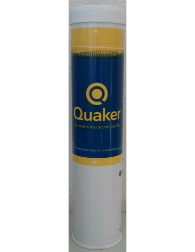 Cartridge Lithium Grease Quaker 400 Ml. Multi-purpose Grease Pump