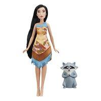 Doll Disney Princess \Water тематика\ Pocahontas, 30 cm MTpromo