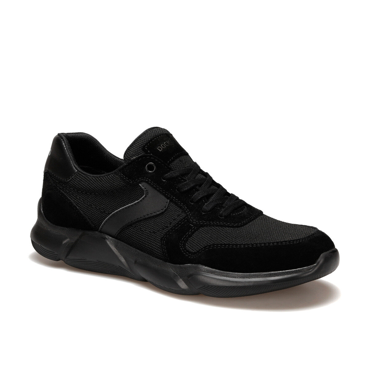 FLO 228385 Black Male Sports Shoes By Dockers The Gerle