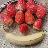 自制mini草莓糖葫芦-堪比商场的做法图解1