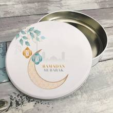 Boîte à biscuits Eid Mubarak, cadeau du Ramadan, décoration islamique, pour invités ou événements spéciaux