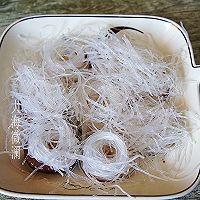 #安佳食力召集,力挺新一年#蒜蓉粉丝蒸香菇的做法图解5