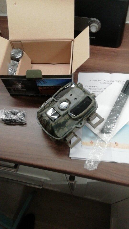 -- Câmera gravador fdd-lte