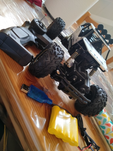 1/12 RC Car 4WD climbing Car 4x4 Double Motors Drive Bigfoot Car Remote Control Model Off Road Vehicle toys For Boys Kids Gift 1/12 4wd rock crawlers 4x44wd rock crawlers - AliExpress