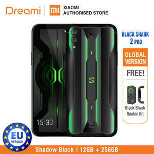 Image 3 - Xiaomi สีดำ SHARK 2 PRO 256GB ROM RAM 12GB SHADOW สีดำ GAMING (ใหม่) blackshark2pro Blackshark โทรศัพท์มือถือสมาร์ทโฟน
