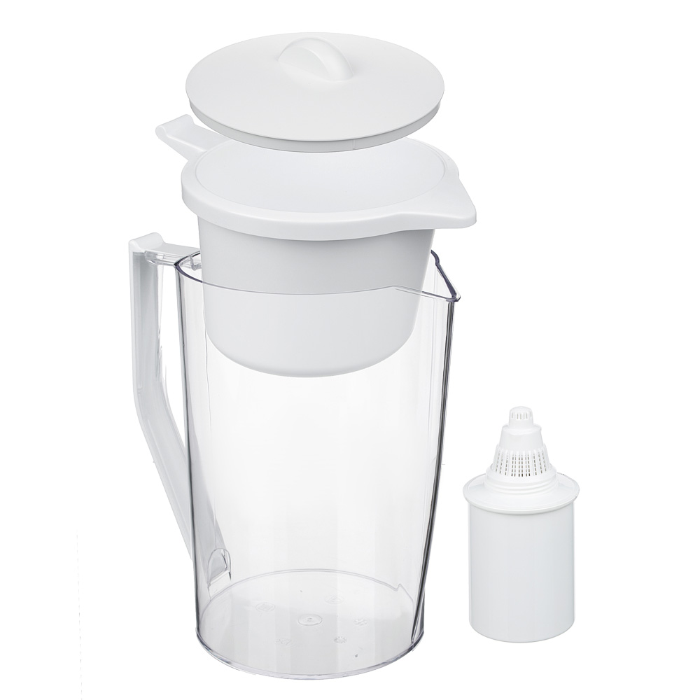 JUG-FILTER FOR WATER 3, 2L, WHITE,