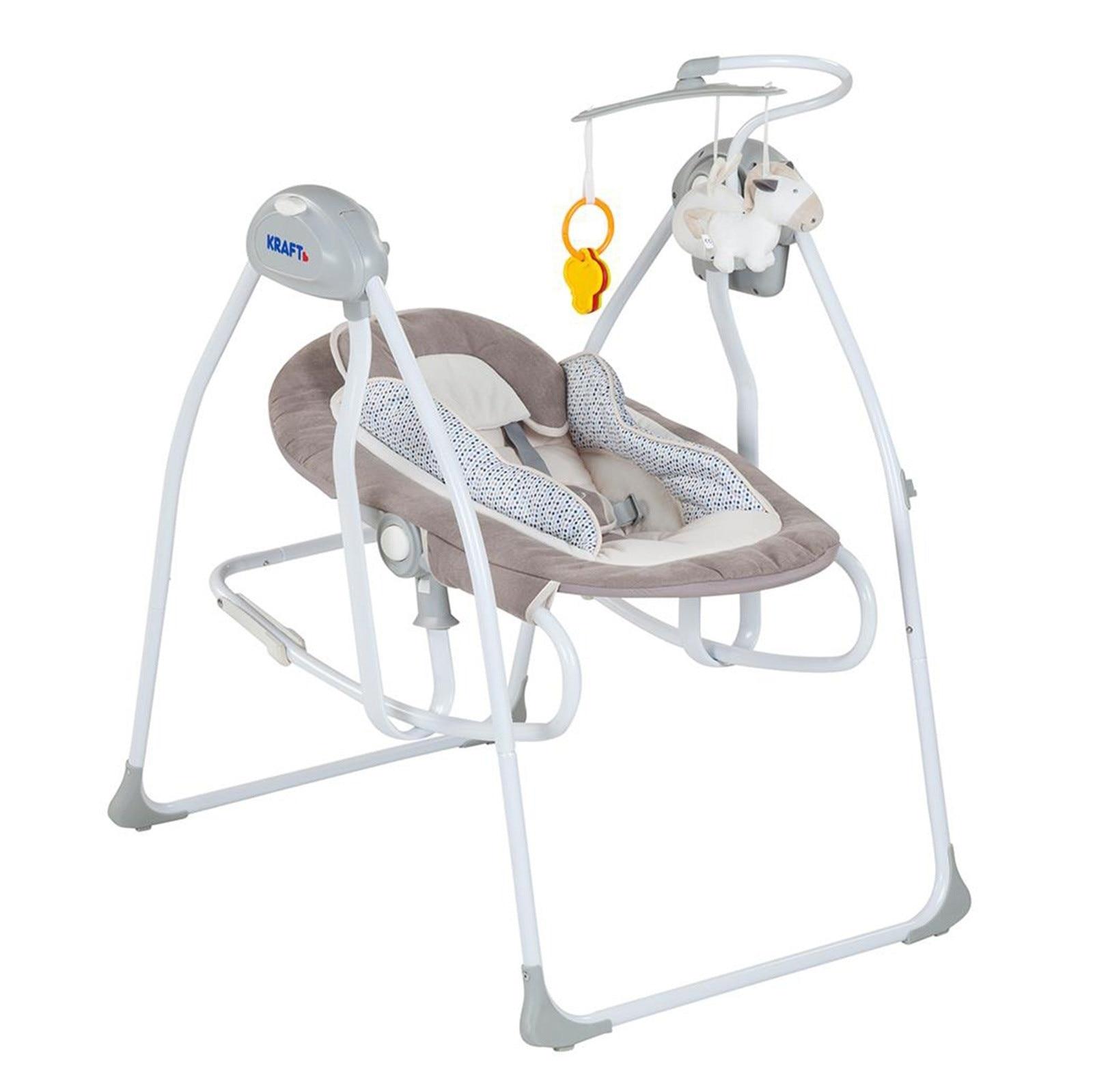 Ebebek Kraft Loft 2in1 Automatic Swing