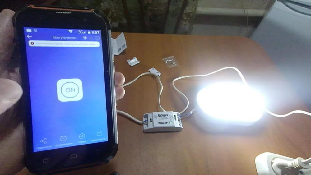 -- Sonoff Switch Interruptor