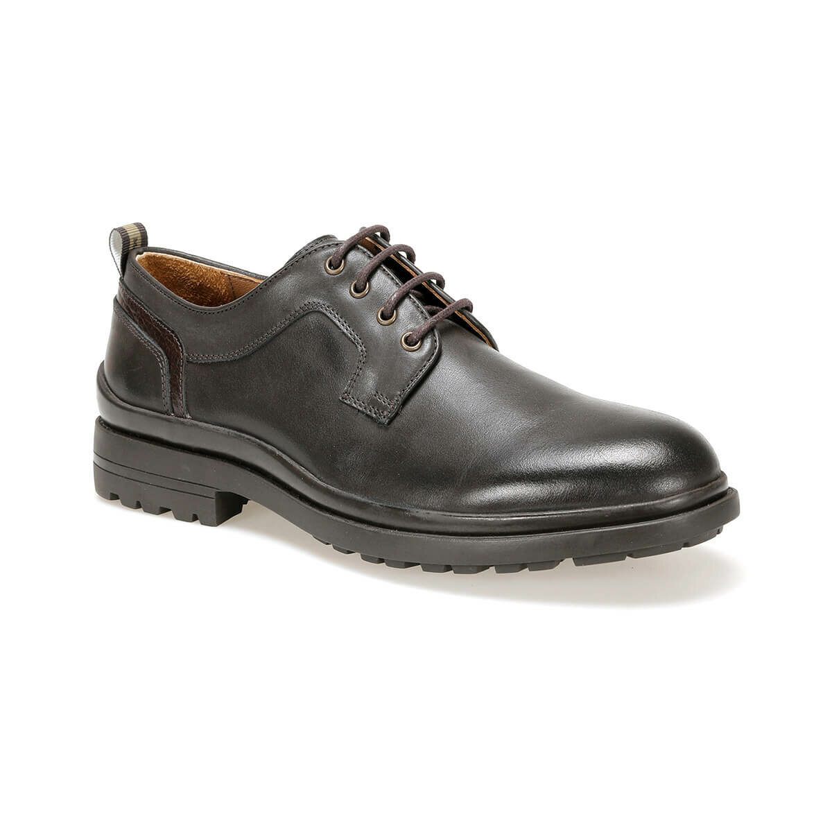 FLO JORDAN 9PR Brown Men 'S Classic Shoes MERCEDES