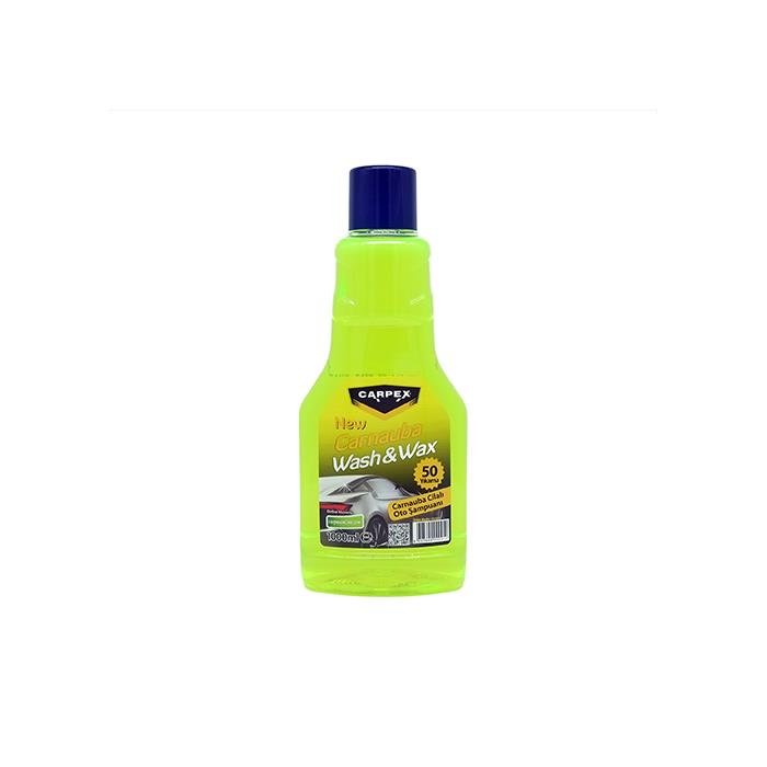Carpex Carnauba Polished Auto Shampoo 1 Liter