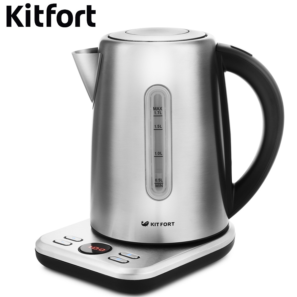 Kettle Kitfort KT-661 Kettle Electric Electric kettles home kitchen appliances kettle make tea Thermo electric kettle kitfort kt 654 kettle electric electric kettles home kitchen appliances kettle make tea thermo