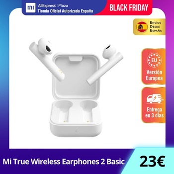 Xiaomi Mi True Wireless Earphones 2 Basic (Original Global Version)