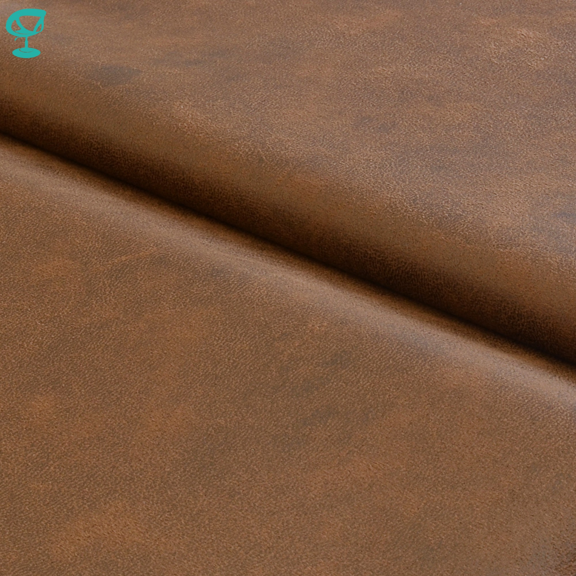 95646 Barneo PK970-18 Fabric Furniture Nubuck Polyester обивочный Material For мебельного Production Necking Chairs Sofas