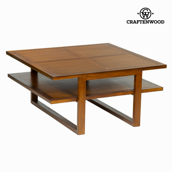 Centre Table Craftenwood (90 X 90 X 45 Cm) - Chocolate Collection