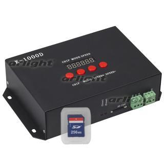 019069 DMX Controller K-1000D (SD Card, 512 M Pix) ARLIGHT